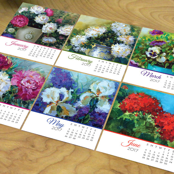 Desk calendars are here! Click here to purchase