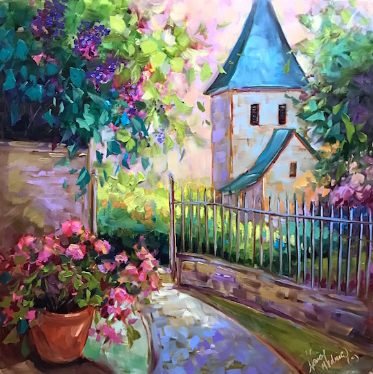 French Harvest by Nancy Medina