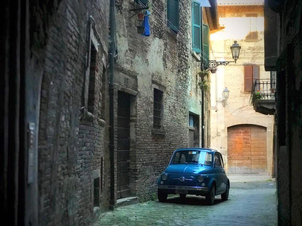 car italy joel