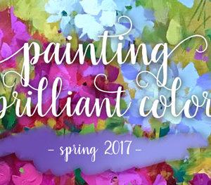 Painting Brilliant Colors