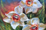 square1 Santa Fe Daffodils 16X12 sm