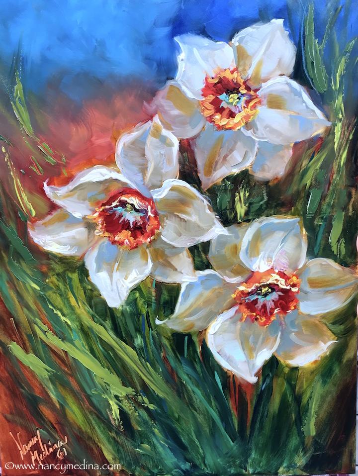 Santa Fe Daffodils 2