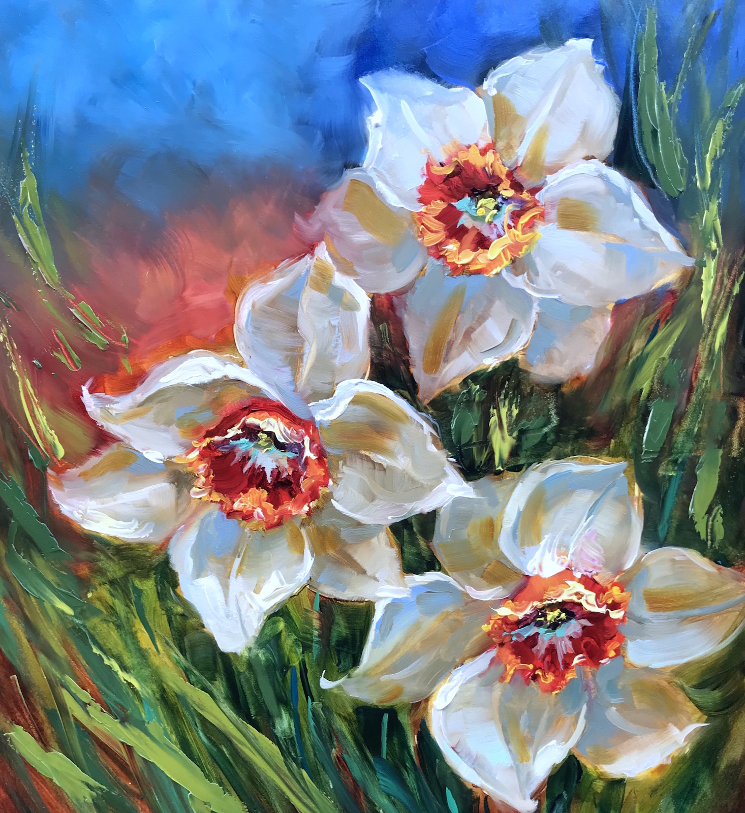 Cover Daffodils