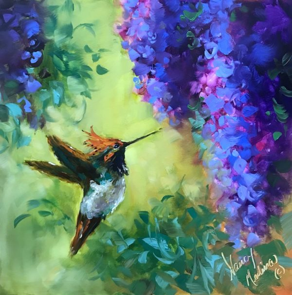 Nectar Nymph Hummingbird