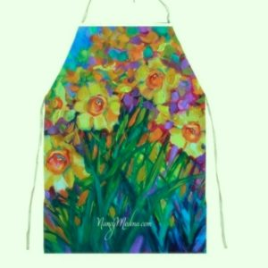 Daffodil Apron