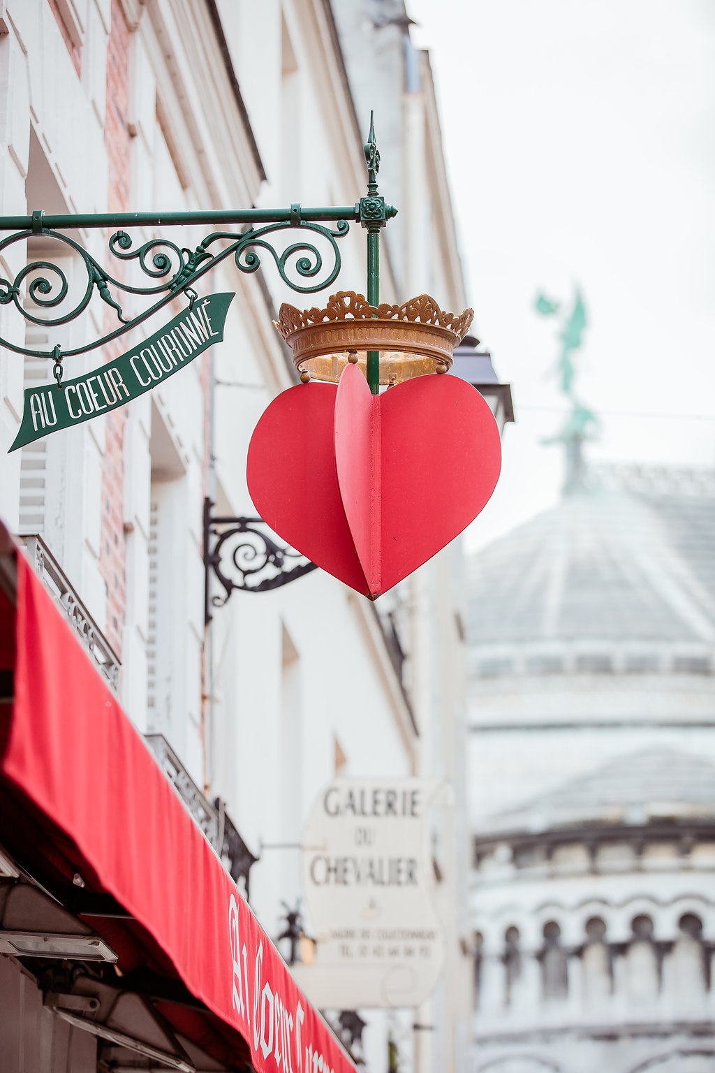 heart in paris
