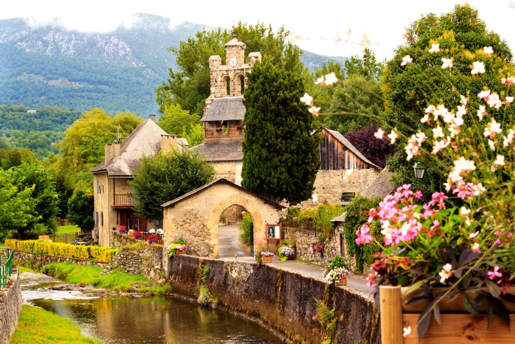 France cabin