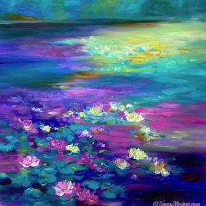 Violet Giverny