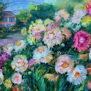 Monet's Garden Dreamers
