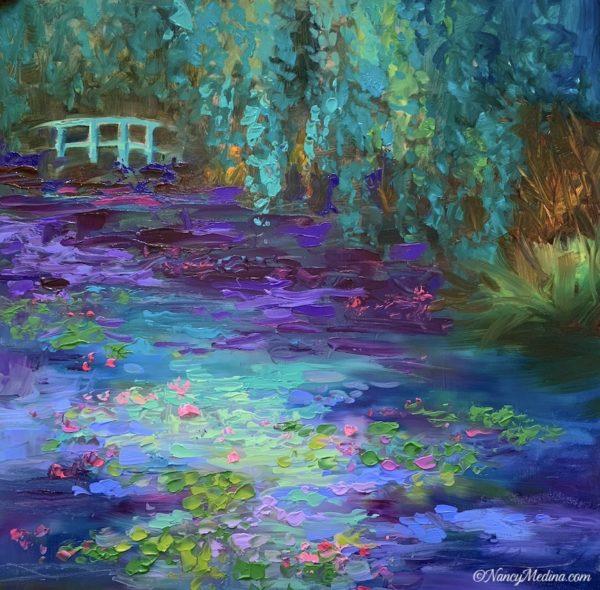 Bridge to Monet