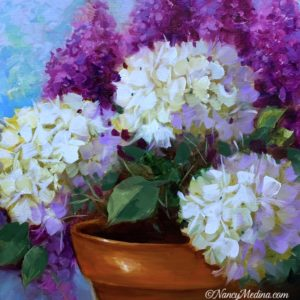 Dreams of Summer Hydrangeas