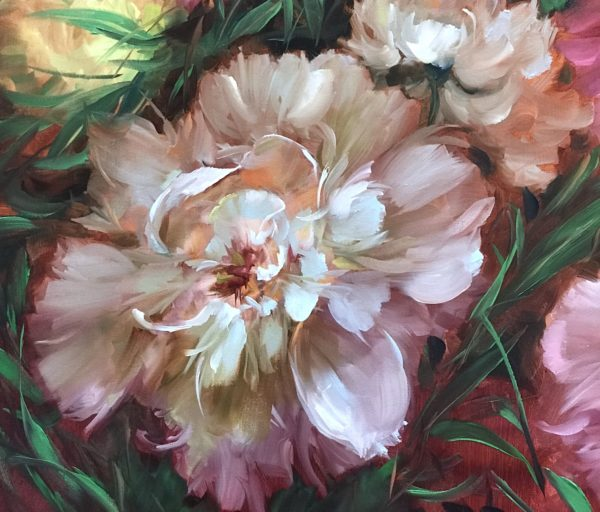 banner blossom ballet