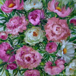 Pink Celebration Peonies