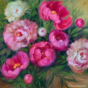 Endless Spring Peonies