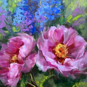 Fairy Dust Pink Poppies