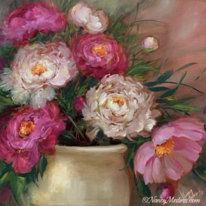 Summer Breeze Peonies