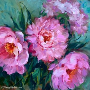 Pink Pizzazz Peonies