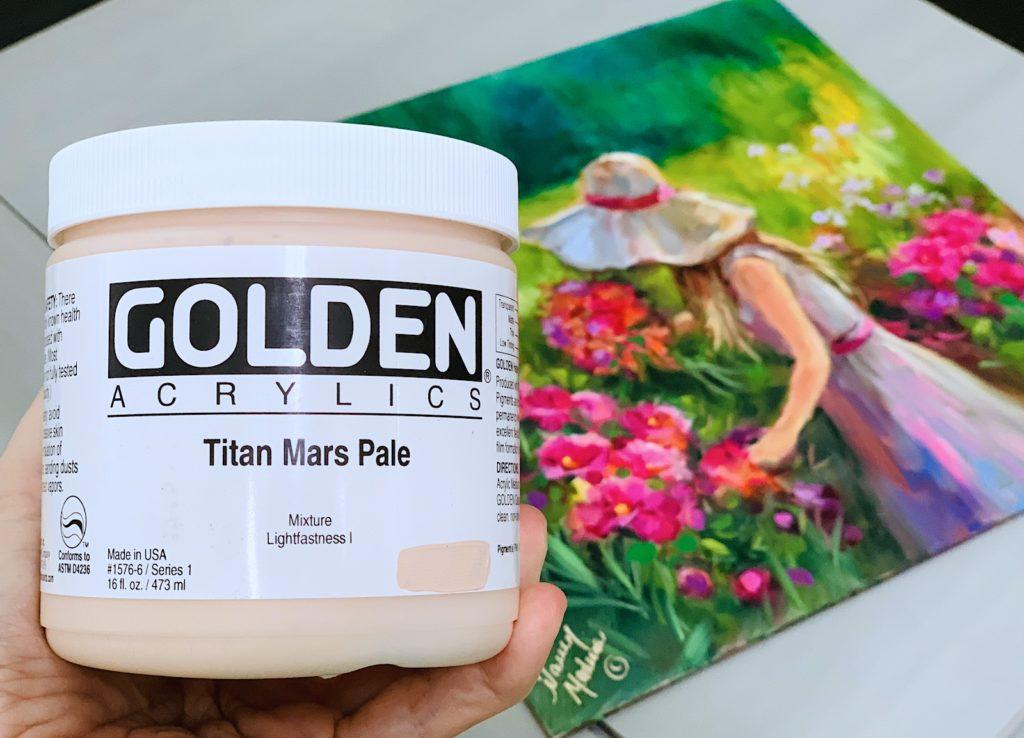 titan mars pale