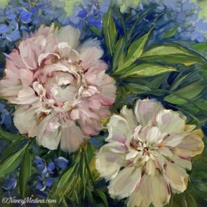 Birdsong Peonies