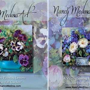 DVD video bundle pansies and roses