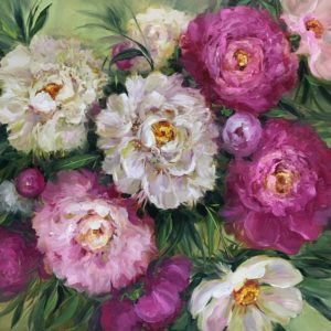 Endless Blooms Peony Garden