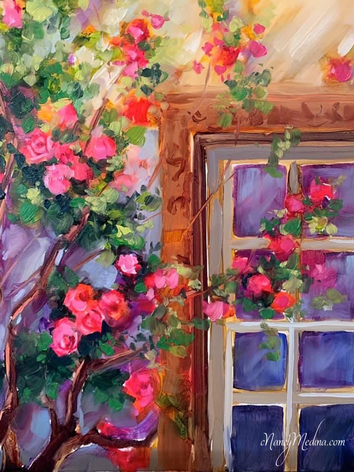 French flight rose window