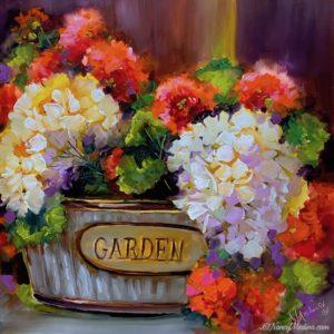 Farmer's Garden Hydrangeas