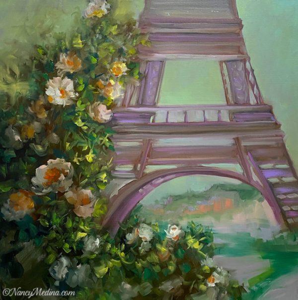 Eiffel Roses