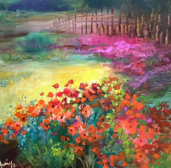 Fairy Field Poppies