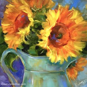 Joyful Bloomers Sunflowers