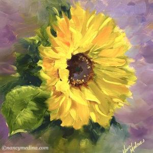 Memory's Garden Sunflower