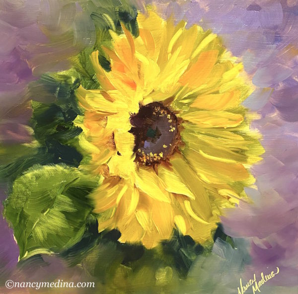 Memory's Garden Sunflower
