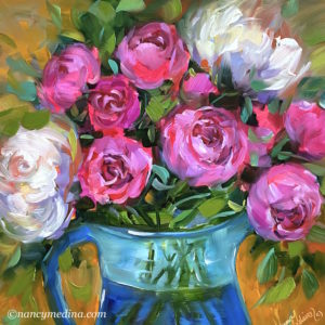 Rosy Outlook Roses