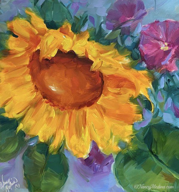 Sunny Bloomer Sunflower