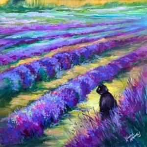 Violet Wanderer