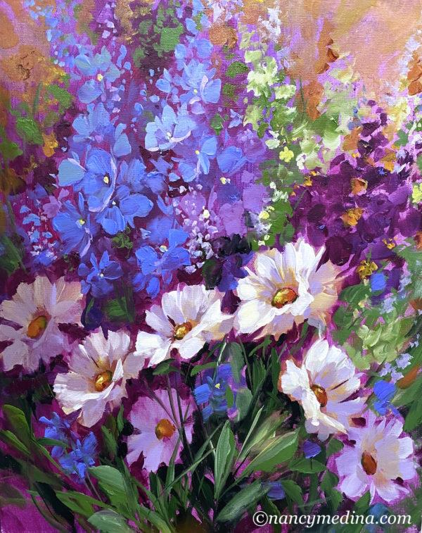 Wild Garden Daisies