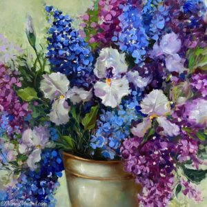 Blue Wish Delphiniums final