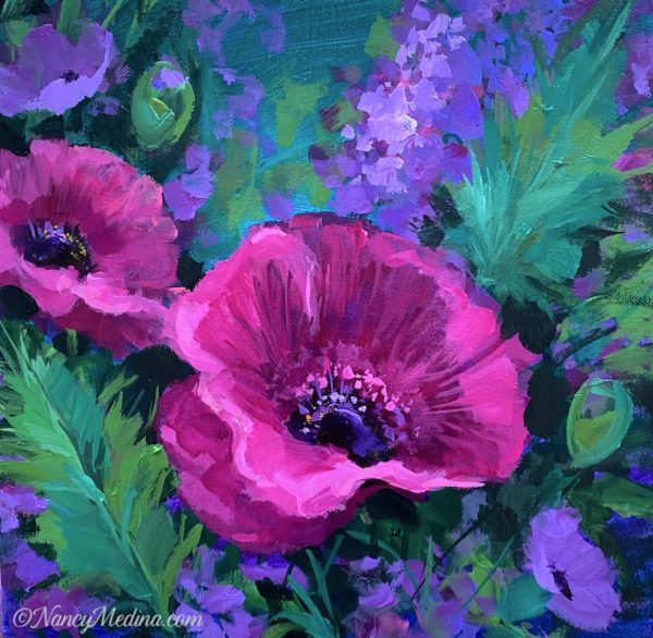 Pink Solo Poppy