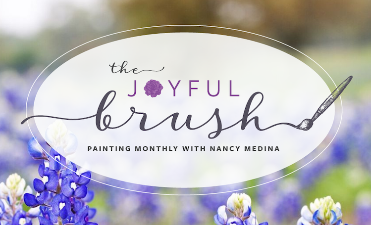 The Joyful Brush