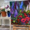 Leap With joy poppies studio peek