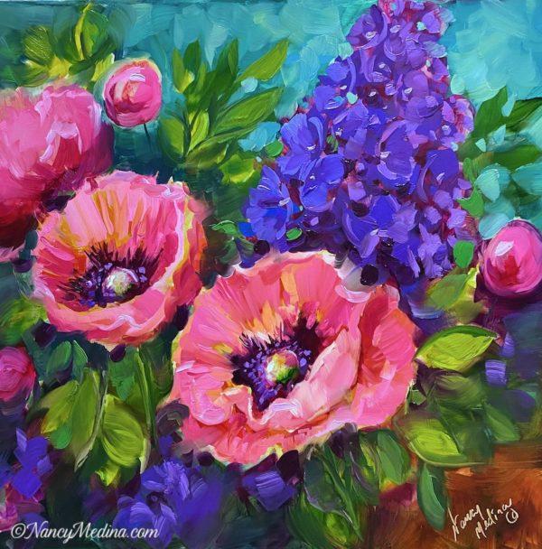sm tjb community garden peach poppies