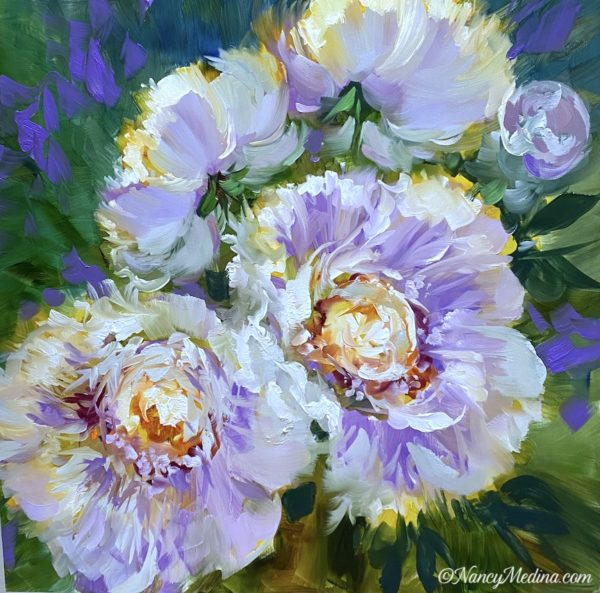 Summer Splash Peonies