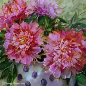 Sugar Bowl Peonies