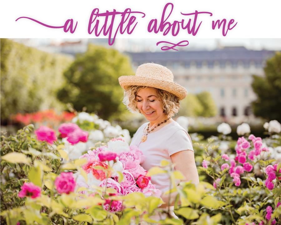 A little about me - Nancy Medina