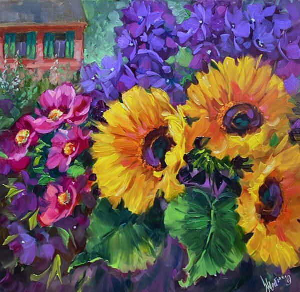 RTM Sunflower Jubilee sm