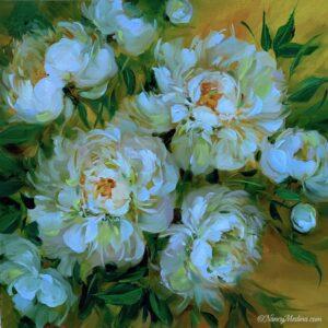 Bountiful Blossom Peony Garden 20X20