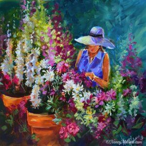The Gardener 16X16