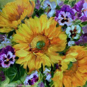 Summer Queen Sunflowers