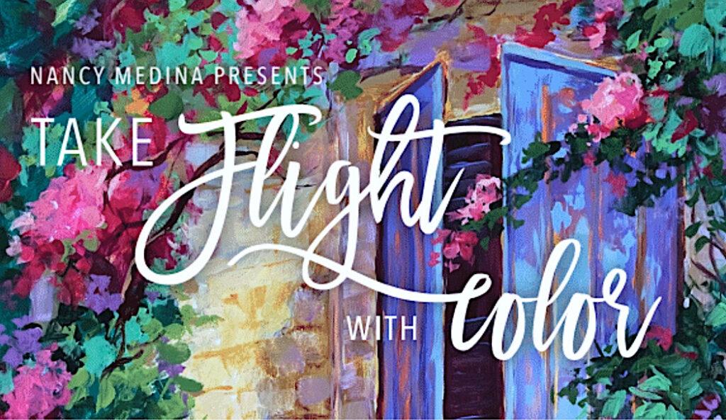 Take flight banner shutters